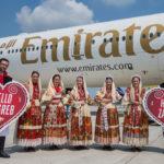 Wystartowało nowe połączenie Emirates Dubaj-Zagrzeb