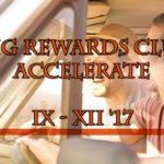 IHG Rewards Club Accelerate – trzecia edycja cyklicznej promocji w 2017 roku