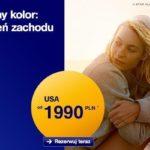 Promocja cenowa Lufthansy – przedłuż sobie lato. Los Angeles, San Francisco, Nowy Jork, Boston, Chicago i Toronto od 1990 PLN!