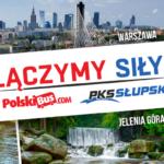 3 nowe linie na platformie PolskiBus.com!