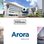 Arora Group z inwestycjami w hotelach sieci Hilton w Wielkiej Brytanii