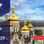 """Promocja """"Szalona Środa"""" LOT'u – 29.11.2017 r. Gdańsk, Kijów, Odessa, Luksemburg oraz Hamburg od 129 zł."""
