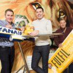 Ryanair wprowadził nowe, zdrowsze menu Getaway Café