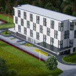 W styczniu 2018 r. rusza budowa hotelu BestWesternBalice Airport