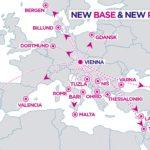 Nowe połączenie Gdańsk-Wiedeń! Nowa baza operacyjna Wizz Air we Wiedniu!