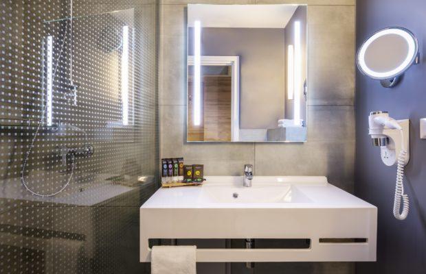 Hotelowa łazienka Przyszłości Accorhotels Stawia Na