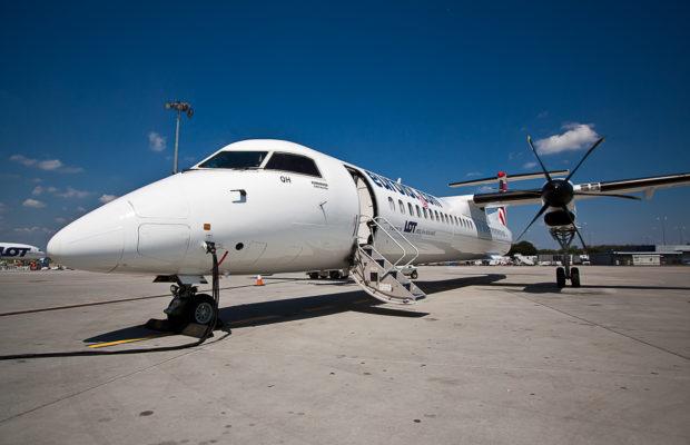 Bombardier Q400 LOT