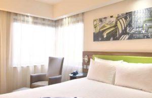 Hampton by Hilton Oświęcim pokój