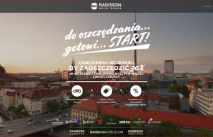 Radisson Hotel Group promocja