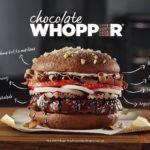 Burger King zaprasza na Czekoladowego Whoppera!