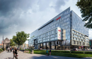 Posejdon Szczecin Courtyard by Marriott Moxy