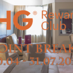 IHG Rewards Club Point Breaks 30.04 – 31.07.2018 – pełna lista hoteli