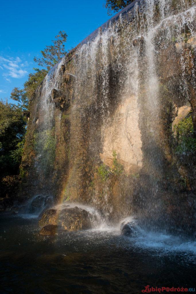 Wodospad w Nicei