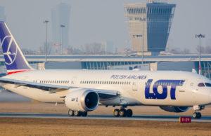 Boeing 787 Dreamliner LOT