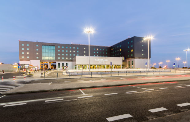 Courtayrd by Marriott Warsaw Airport