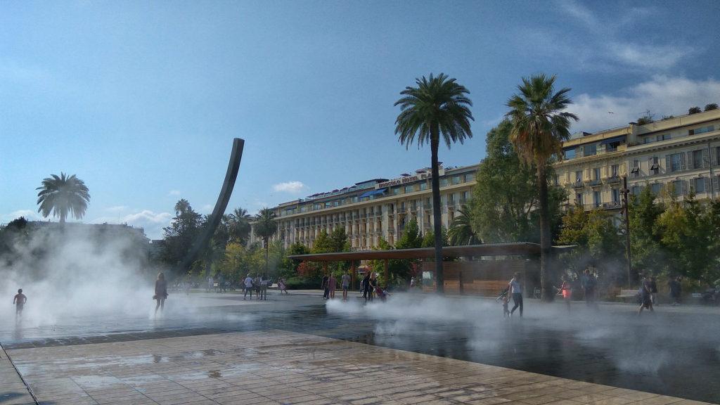 Nicea - jeden z parków