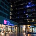 Hilton Garden Inn Frankfurt Airport 4* – hotel review