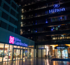 Hilton Garden Inn Frankfurt Airport & Hilton Frankfurt Airport