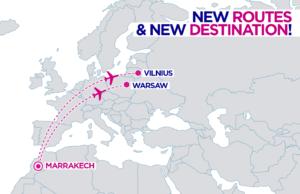 Wizz Air Marrakesz Warszawa