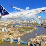Z Lotniska Chopina do London City Airport, lotniska położonego w sercu Londynu!