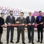 Nowa baza operacyjna Wizz Air we Wiedniu