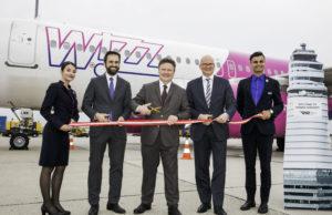 Wizz Air Wiedeń