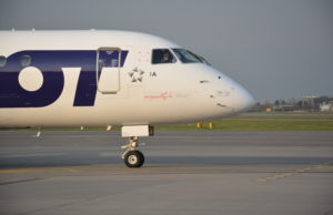 LOT Embraer 175