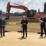 W Poznaniu na lotnisku Ławica rozpoczyna się budowa hotelu Moxy