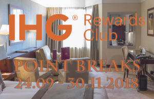 IHG Rewards Club Point Breaks