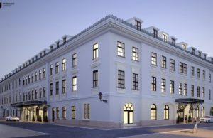 Curio Hotel Saski kraków