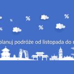 Wielka promocja wrześniowa LOT-u! Bilety już od 199 PLN!
