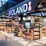6 sklepow Baltony na lotnisku we Wroclawiu