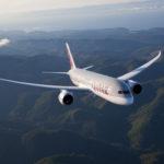 Linie lotnicze Qatar Airways wprowadziły samolot B787 Dreamliner na połączeniach do Warszawy