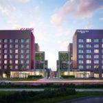 PHN wybrał CAD na operatora hotelu  Moxy i Residence Inn w Warszawie