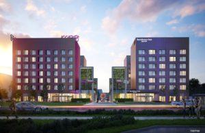 Moxy & Residence Inn Wilanowska