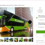 Bilety krajowe i międzynarodowe FlixBus za 31,99 PLN i 55,99 PLN w jedną lub dwie strony!