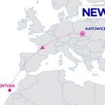 Wizz Air ogłosił nową trasę z Katowic!