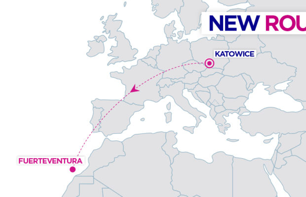 Wizz Air Katowice FUERTEVENTURA