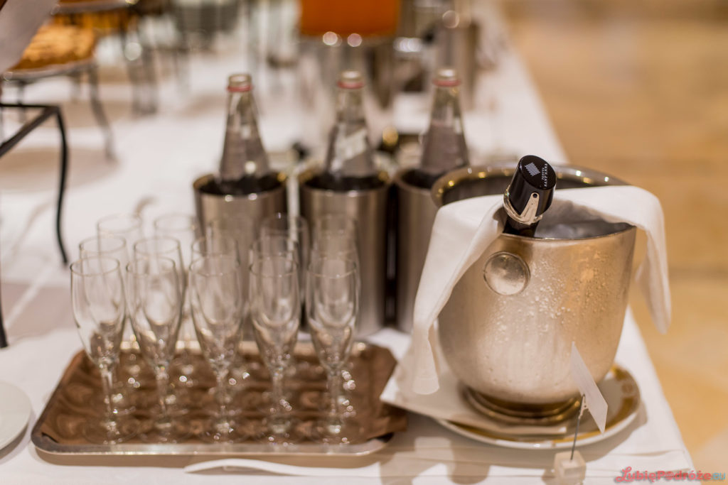 Wino musujące - Mercure Catania Excelsior