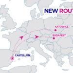 Wizz Air ogłasza 2 nowe trasy z Hiszpanii