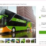 Bilety krajowe i międzynarodowe FlixBus za 39,99 PLN i 69,99 PLN w jedną lub dwie strony!