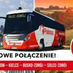 Polonus z nowym połączeniem do Solec-Zdrój!