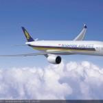 Linie lotnicze Singapore Airlines powiększą flotę o kolejne A380 i A350 XWB