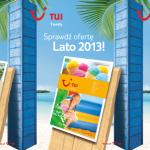 TUI przedstawia ofertę Lato 2013