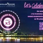 5 razy więcej punktów w Le Club Accorhotels