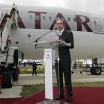 Qatar Airways: Z Doha do Londynu samolotem Boeing 787 Dreamliner