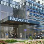 Budowa hotelu Novotel Łódź Centrum na finiszu
