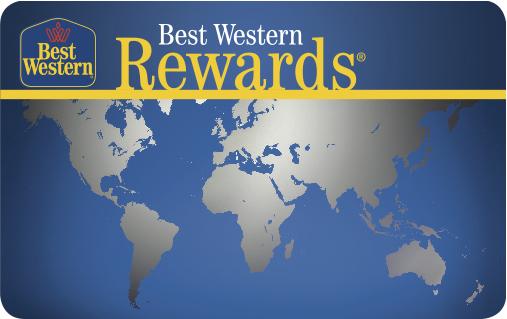 best-western-rewards-card