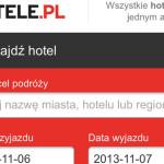 Barometr Rynkowy hotele.pl – październik 2014