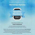 Warsztaty Quality Hunters 2013 w Helsinkach z Finnair i Finavia